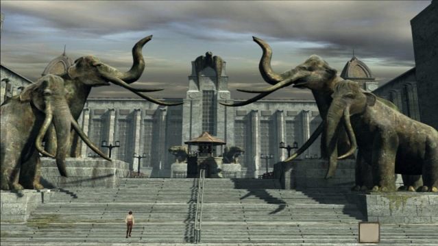 Syberia Screen 1