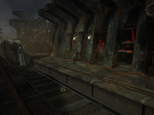 Syberia Screen 4